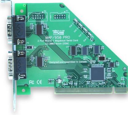 PCI VEN &DEV B - OXCB Cardbus UART