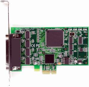 Click for large picture of PCI Express (PCIe) IC0653KB card