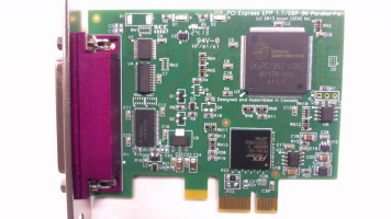 Click for large picture of the PCI Express (PCIe) LF652KB adapter